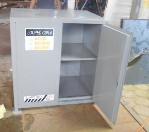 storage acid cabinet_lemari corrosive