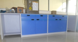 meja laboratorium_wall bench