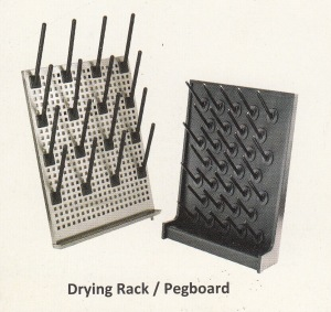 rack pengering untuk laboratorium