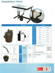 PP Dilution Tank
